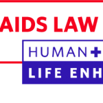 Logo for AIDS Law Project (Kenya NGO)