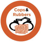 Cops & Rubbers game logo