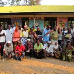 Test group of 30 Tanzanian farmers, July 2012