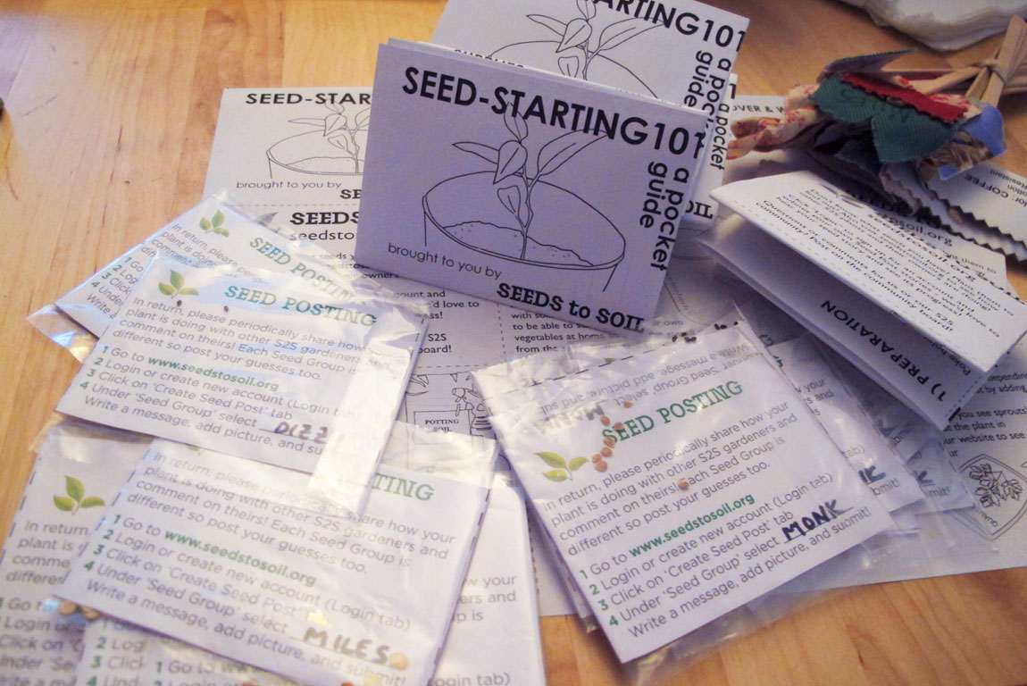Seeds to Soil
