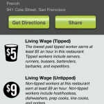 ROC United Diners Guide mobile app