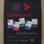 Stakehold'em Poster
