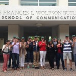 It's all about the U and WWF at the School of Communication