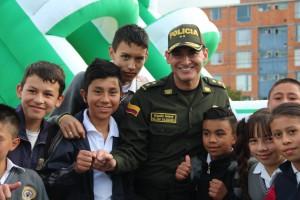 General Salamanca Colombian youth